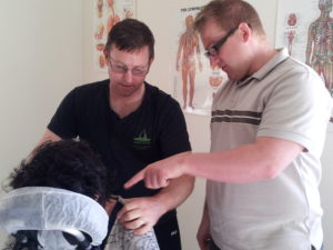 Aminya Natural Therapies Academy | Adelaide | Seated Massage