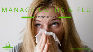 Manage Colds and Flu with Essential Oils