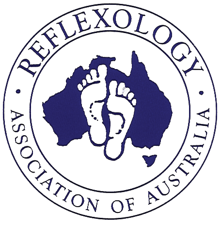 Reflexology Association of Australia logo